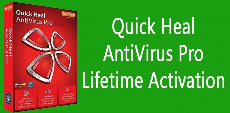 Quick Heal Mauris Gravida Antivirus Pro